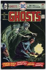 Buy GHOSTS Issue #41 Aug. 1975 Very Good Condition DC Classic 30512
