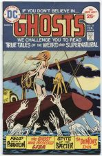Buy GHOSTS Issue #35 Feb. 1975 Very Good Condition DC Classic 30512