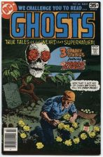 Buy GHOSTS Issue #66 July 1978 Very Good Condition DC Classic 30512