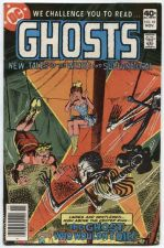 Buy GHOSTS Issue #82 Nov. 1979 Very Good Condition DC Classic Comic