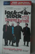 Buy Lock, Stock and Two Smoking Barrels (VHS, 1998)