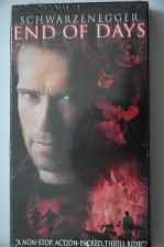 Buy End of Days (VHS, 1999)