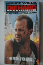 Buy Die hard With a Vengeance (VHS, 1995)