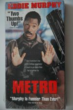 Buy Metro (VHS, 1997)