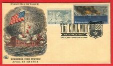 Buy SCOTTS # 4522 REMEMBER FORT SUMTER FIRST DAY COVER NICE COMBO COVER.
