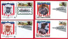 Buy SCOTTS # 4465-4466 NEGRO LEAGUES BASEBALL SET OF FOUR COVERS.