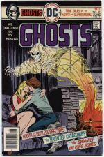 Buy GHOSTS Issue #47 June 1976 Very Good Condition DC Classic 30512