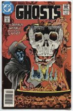 Buy GHOSTS Volume 1 No. 109 Feb. 1982 Good Condition More Pages!