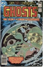 Buy GHOSTS Issue #89 June 1980 Very Good Condition DC Classic Comic