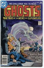 Buy GHOSTS Issue #55 July 1977 Very Good Condition DC Classic 30512
