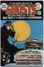Buy GHOSTS Issue #39 June 1975 Very Good Condition DC Classic 30512