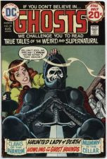 Buy GHOSTS Issue #29 Aug. 1974 Very Good Condition DC Classic 30512