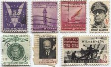 Buy Interesting Set of Different War related Stamps 2c, 3c, 4c, 5c & 6c