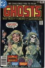Buy GHOSTS Issue #63 April 1978 Mint Condition DC Classic 30512 35c