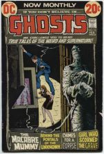 Buy GHOSTS Issue #12 Feb. 1973 Very Good Condition DC Classic Very Early 20c
