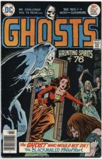 Buy GHOSTS Issue #51 Feb 1977 Good Condition DC Classic Early Very Fine Condition