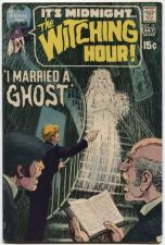 Buy Thr Witching Hour Issue #15 July 1971 Very Good Condition DC Classic Early