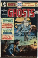 Buy GHOSTS Issue #44 Dec 1975 Good Condition DC Classic Early Lightly Dog Eared