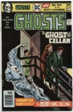 Buy GHOSTS Issue #49 Oct 1976 Good Condition DC Super Classic Very Fine Condition