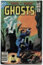 Buy GHOSTS Volume 1 No. 108 Jan. 1982 Good Condition 60c More Pages Trick or Treat!