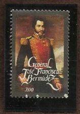 Buy Venezuela 1285-6, MNH Gen Jose Francisco Bermudes x1469