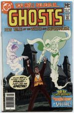Buy Ghosts Issue #98 March, 1981 50c DC Comic Book Great Condition Used Classic