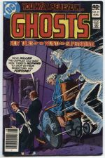 Buy Ghosts Issue #91 Aug., 1980 40c DC Comic Book Great Condition Used Classic
