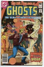 Buy Ghosts Issue #90 July, 1980 40c DC Comic Book Great Condition Classic Sexy Disco