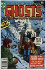 "Buy GHOSTS Issue #59 Dec 1977 Good Condition DC Super Classic ""Now Monthly"""