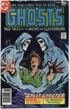Buy GHOSTS Issue #58 Nov. 1977 Good Condition DC Super Classic Top Ragged