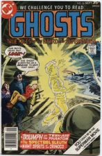 Buy GHOSTS Issue #56 Sept. 1977 Good Condition DC Super Classic Very Fine Condition