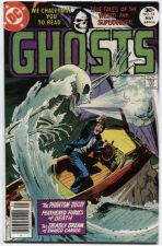 Buy GHOSTS Issue #54 May 1977 Good Condition DC Super Classic Very Fine Condition