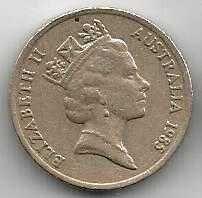 Buy 10c Coin 1985 Lyrebird Australian 10 Cent