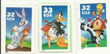 Buy Disney Stamps (Buggs, Donald & the Cat & Canary) Historic and great gift for the
