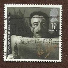 Buy Great Britain 1985 SG 1298 17p. Peter Sellers (Used) (Pink Panther)