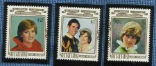 Buy COOK ISLANDS AITUTAKI 1982 21st BIRTHDAY PRINCESS DIANA