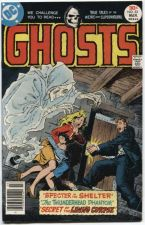 Buy GHOSTS Issue #52 March 1977 Good Condition DC Super Classic Very Fine Condition