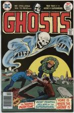 Buy GHOSTS Issue #50 Dec 1976 Good Condition DC Super Classic Very Fine Condition
