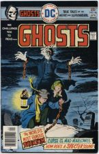 Buy GHOSTS Issue #46 April 1976 Good Condition DC Super Classic Very Fine Condition