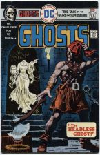 Buy GHOSTS Issue #45 Feb 1976 Good Condition DC Classic Early Very Fine Condition