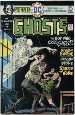 Buy GHOSTS Issue #43 Oct 1975 Good Condition DC Super Classic Very Fine Condition