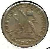 Buy Portugal 2.50 Escudo Coin 1963 KM#590