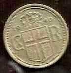 Buy Iceland 25 Aurar 1940