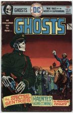 Buy GHOSTS Issue #42 Oct 1975 DC Super-Stars Classic Good Condition Used 30512