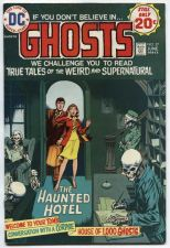 Buy GHOSTS Issue #27 June 1974 Good Condition DC Classic Early Glossy 20c 30512