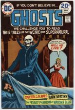 Buy GHOSTS Issue #26 May 1974 Good Condition DC Classic Early Glossy 20c 30512