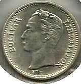 Buy Venezuela 50 Centimos 1965