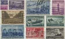 Buy 1940's+50's 3 Cent Stamps Lightly Cancelled Wars Set 11 Unique Good Military