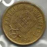 Buy Portugal 10 Escudos 1986 Coin KM# 633