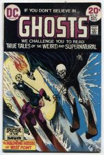 Buy GHOSTS Issue #20 Nov. 1973 Good Condition DC Classic Early Glossy 20c 30512